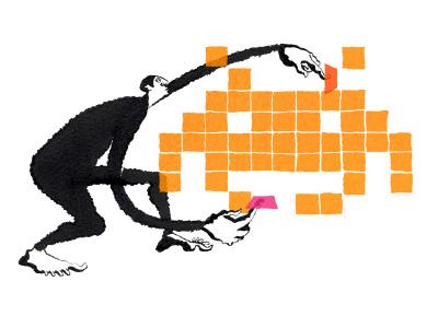 Pivoting Pixels